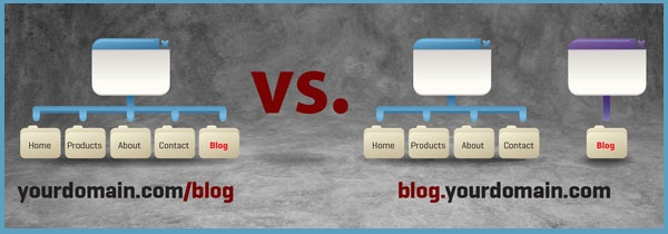 blog-subdirectory-vs-subdomain